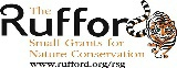Rufford Small Grants for Nature Conservation (RSGs)