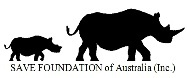 SAVE FOUNDATION of Australia (Inc.)